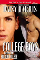 Review: College Boys by Daisy Harris