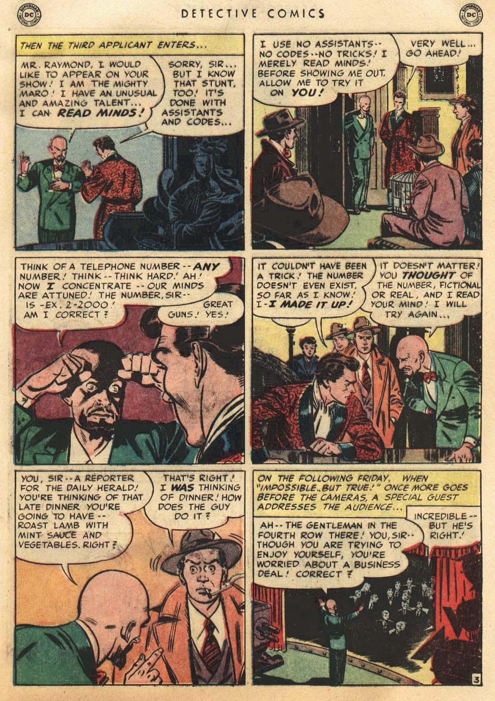 Detective Comics (1937) 155 Page 17