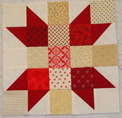 Farmer's Daughter Block Free Quilt Tutorial