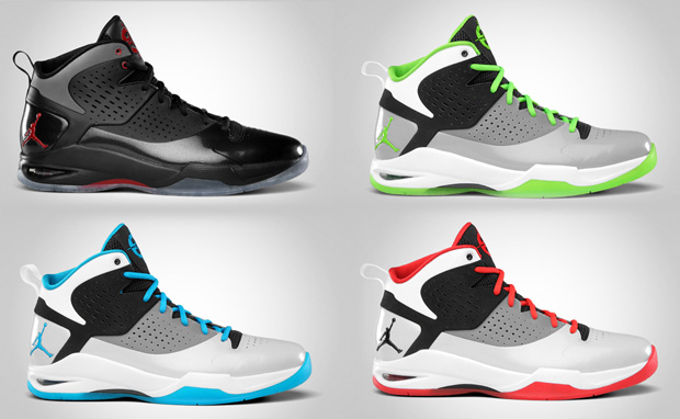 pretty nice a3f39 501ef The Jordan Fly Wade was officially unveiled only a day ago and already we  have the official release dates for the first four colorways.