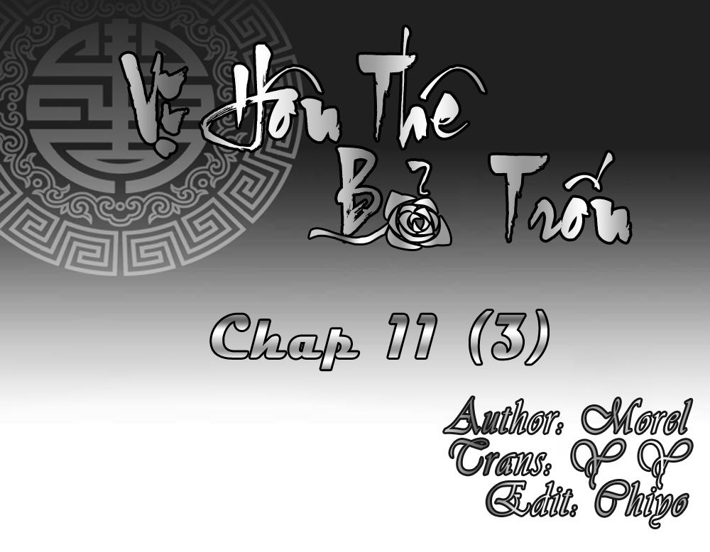 Vị Hôn Thê Bỏ Trốn Chap 52