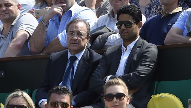 Le deal phénoménal proposé par Nasser Al-Khelaïfi à Florentino Perez
