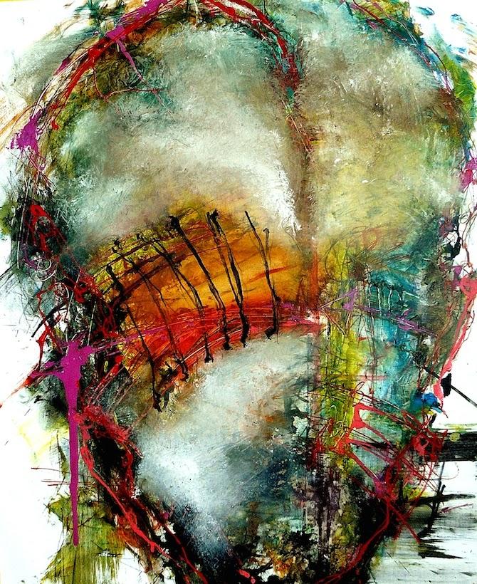 Artist Spotlight: Sabine Danzé