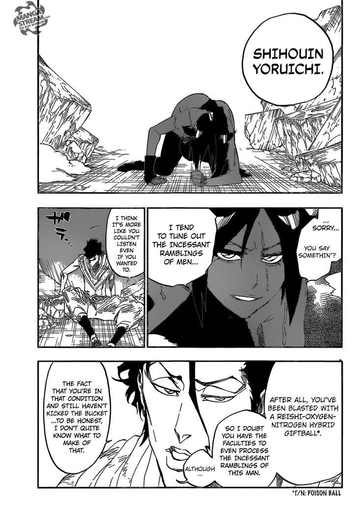 Bleach - Chapter 685