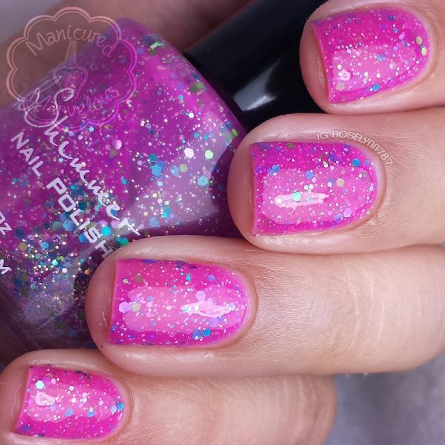 KB Shimmer - Pink-a Colada