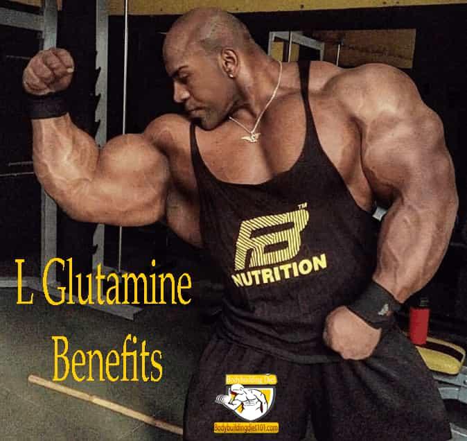 L Glutamine Benefits
