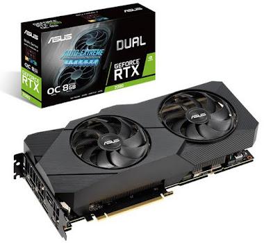 Asus Dual GeForce RTX 2080 EVO OC