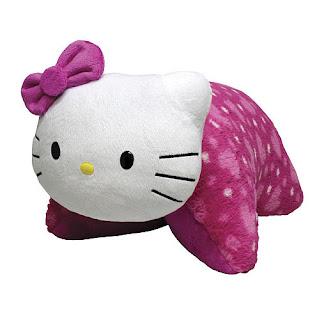 Gambar Bantal Hello Kitty 6