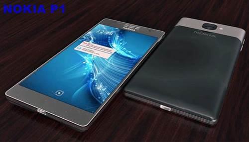 Harga Nokia P1