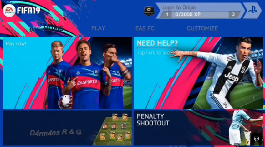 download fifa 19 for android