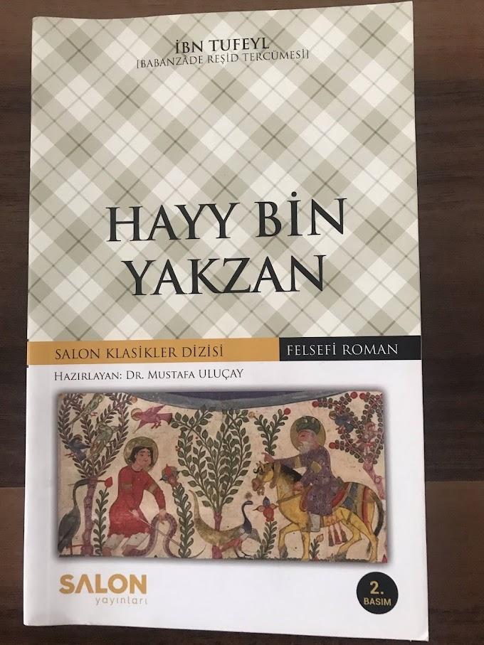 Hayy Bin Yakzan VS Robinson Crusoe