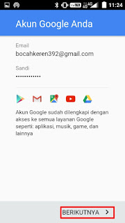 Cara Buat Email Baru Lewat Hp Android