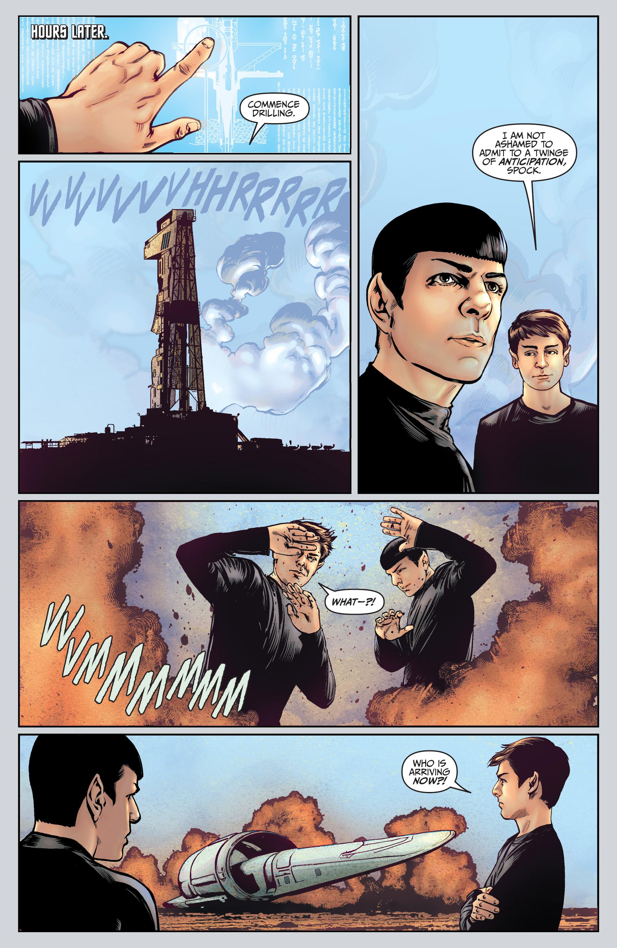 Read online Star Trek: Boldly Go comic -  Issue #9 - 16