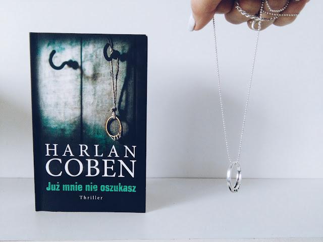 """,,JUŻ MNIE NIE OSZUKASZ"""" Harlan Coben"""