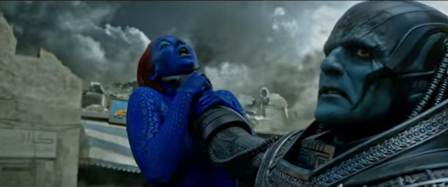 The latest Official trailer from the movie X-Men: Apocalypse is released.
