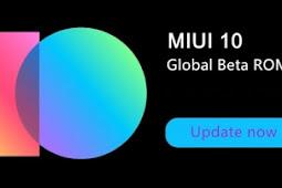 Download ROM MIUI 10 Xiaomi Untuk Redmi 4A dan Redmi 4X