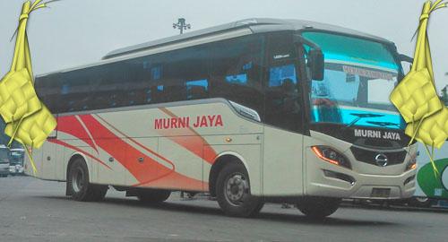Harga Tiket Lebaran 2016 Bus Murni Jaya