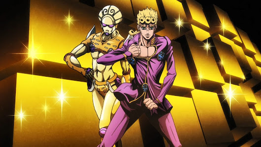 JoJo's Bizarre Adventure: Golden Wind Promo Video For Giorno Giovanna and Leone Abbacchio.
