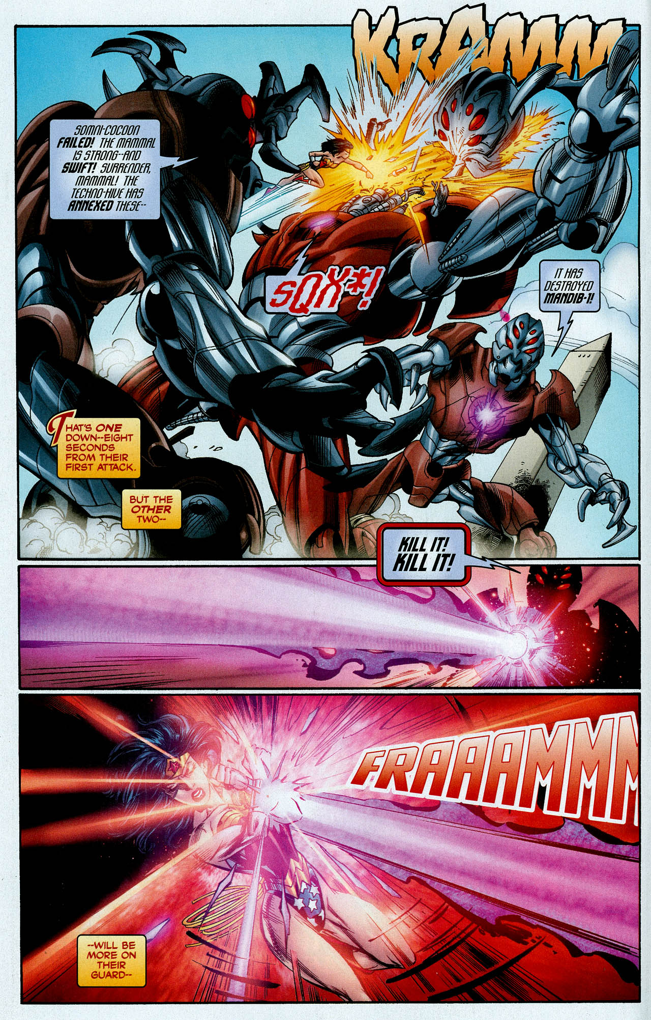 Read online Trinity (2008) comic -  Issue #2 - 7