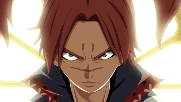 God Serena - Anggota Spriggan 12 di Anime Fairy Tail
