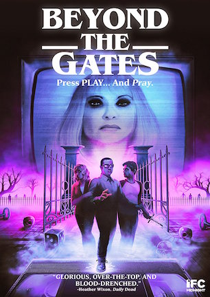 The Cleveland Movie Blog: 31 Days of Halloween 2017: Beyond the Gates