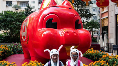 chinese (lunar) new year