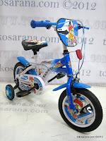 3 Sepeda Anak Red Fox 2201-9 Sport Bike