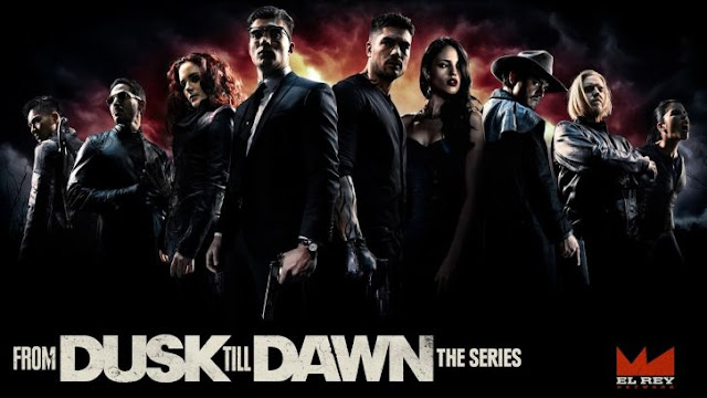 Controle remoto: From Dusk till Dawn