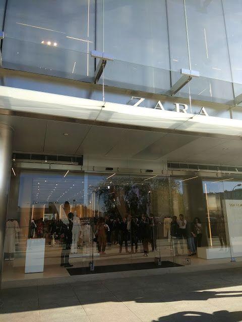 Zara más grande del mundo Madrid