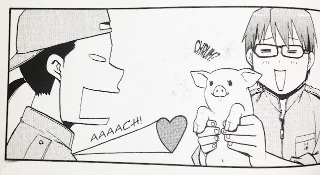 silver spoon, manga, shonen, waneko, recenzja