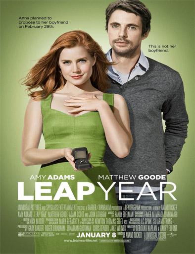 Ver Tenías que ser tú (Leap Year) (2010) Online