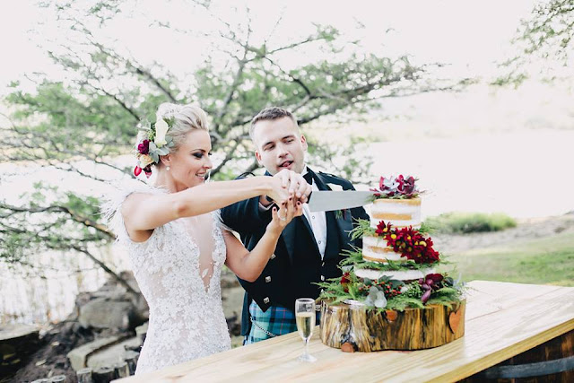 Britt & Scott Smith's Wedding in KZN, South Africa || Jane Wonder