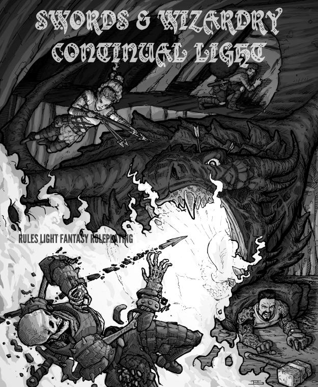 swords and wizardry light pdf