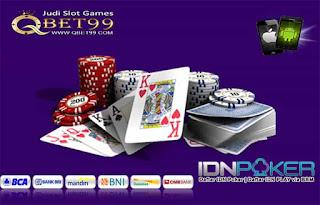 Cara Menang Bermain Judi Poker Online QBet99