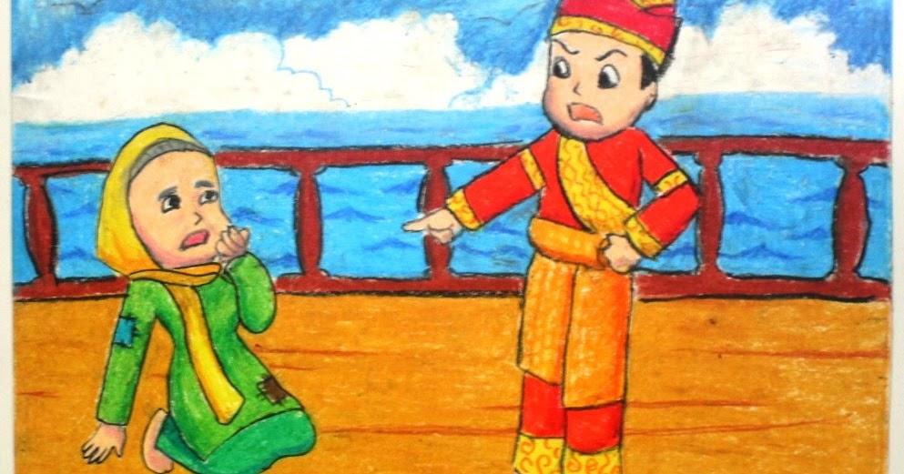 Cerita Legenda Malin Kundang Anak Durhaka   Cerita Rakyat ...