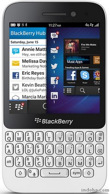 spesifikasi harga Blackberry Q5