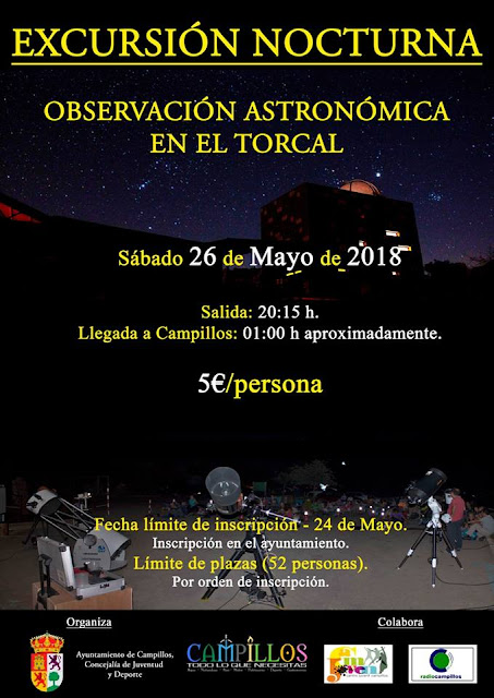 Excursión Nocturna al Torcal de Antequera desde Campillos