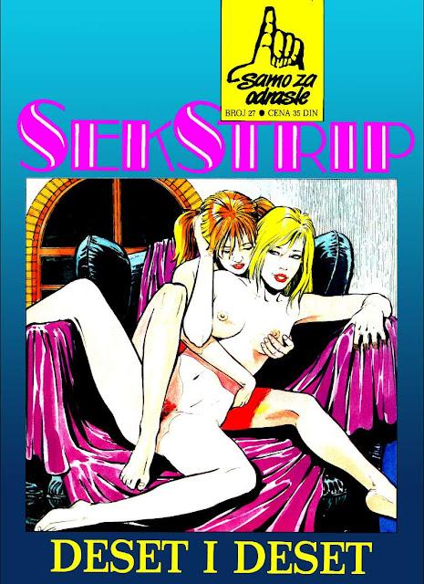 Deset i Deset - Seks Strip