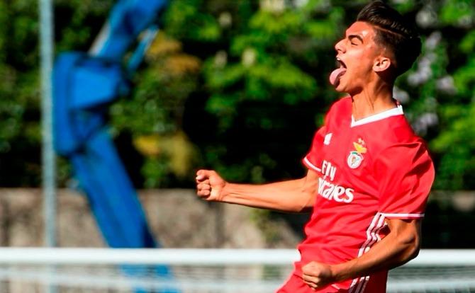 Benfica Formação João Filipe - Jota