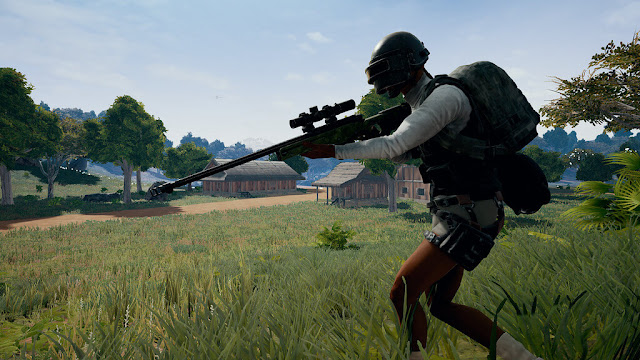 Where to Find a Sniper Rifle in PUBG