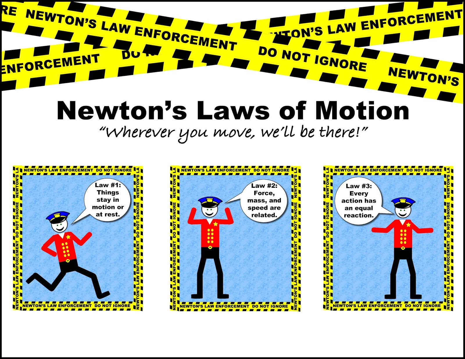 How many laws does Newton have? 21