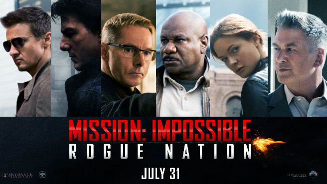 Watch Mission Impossible-Rogue Nation(2015) Online Free