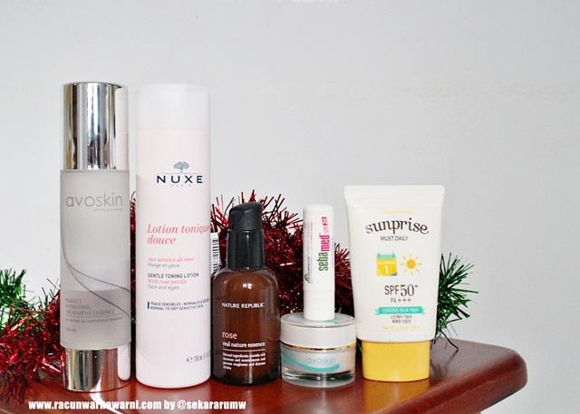 Rangkaian Skincare Siang Hari