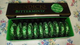 イギリスのおすすめミントチョコ