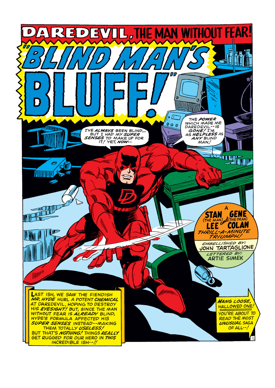 Daredevil (1964) 31 Page 1