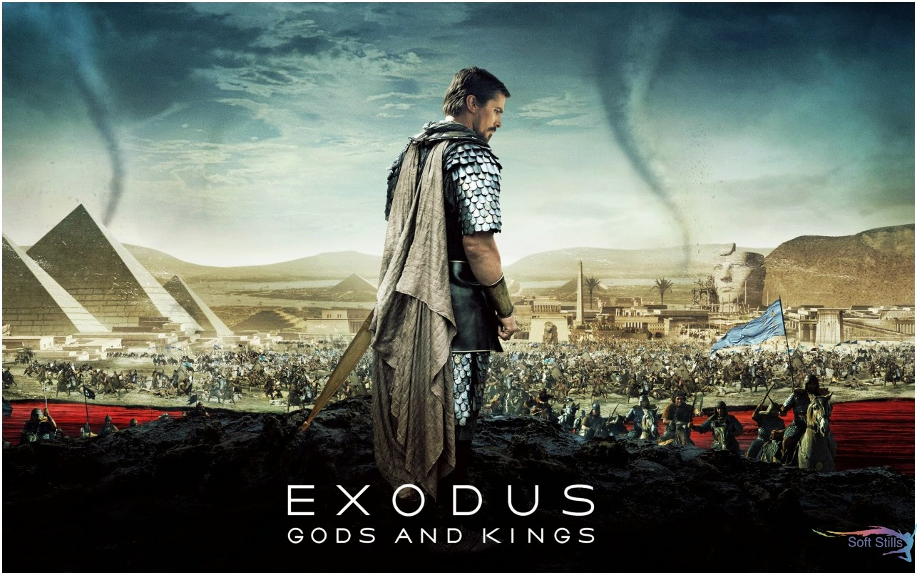 Download Exodus Gods and Kings Movie HD & Widescreen Movies Wallpaper