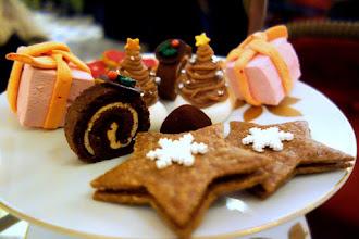 Nos Adresses : L'Instant Thé festif, le tea time de Noël à l'Hotel - 13 rue des Beaux Arts - Paris 6