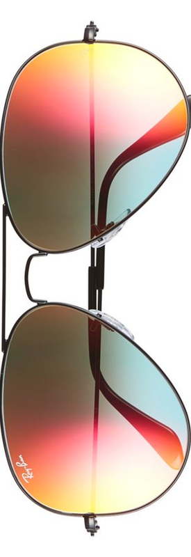Ray-Ban 'Icons' 62mm Aviator Sunglasses