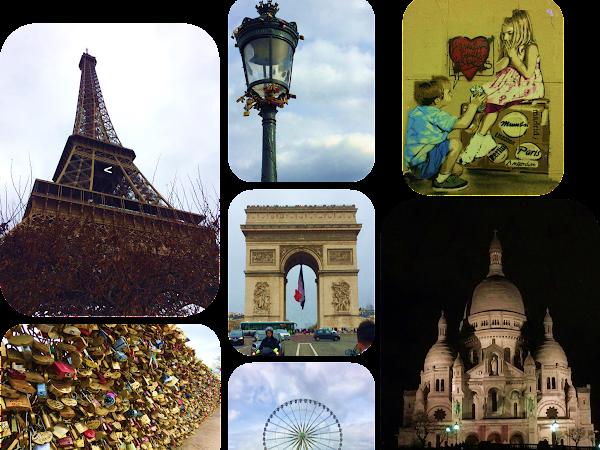 Paris toujours belle ♥