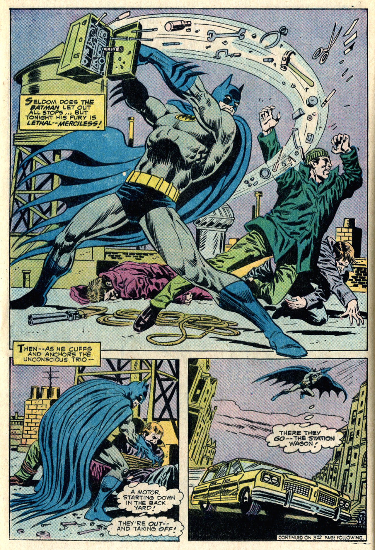 Detective Comics (1937) 465 Page 11